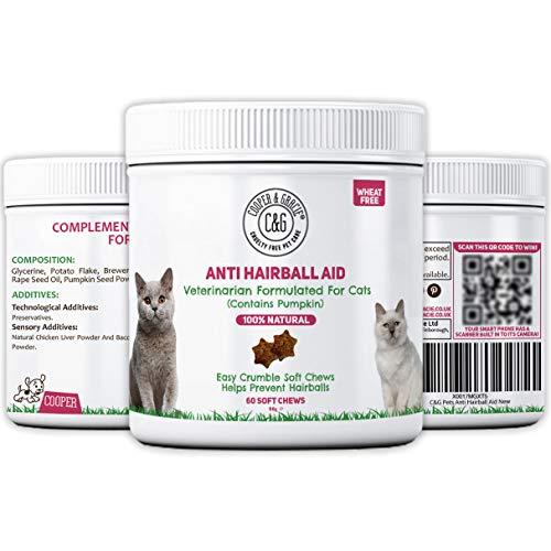 C&G Pets Anti-Haarballhilfe