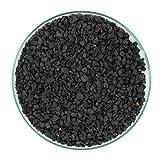 25kg natur schwarz Aquarium Kies