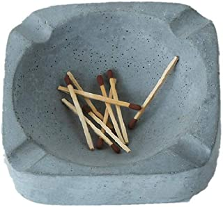 Gomaads Asbak Concrete Ashtray