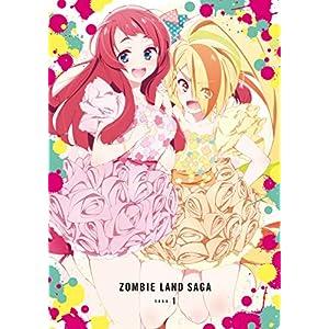 """ゾンビランドサガ SAGA.1 [Blu-ray]"""""""