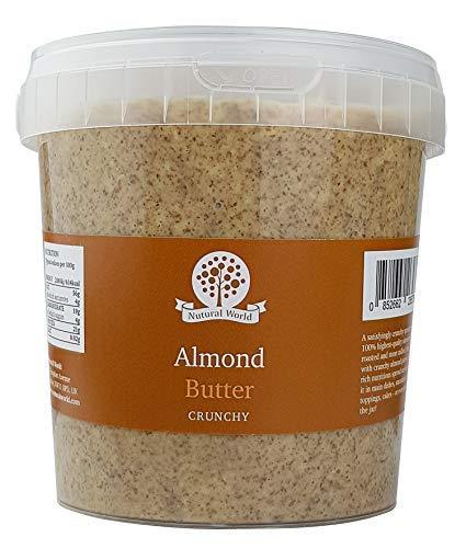 Nutural World - Beurre d'Amande croustillant (1kg)