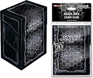 Konami Dark Hex 70 ct YuGiOh Deck Box