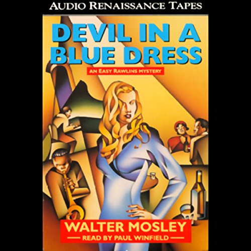 Devil in a Blue Dress cover art