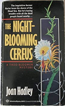 The Night-Blooming Cereus 0312572808 Book Cover