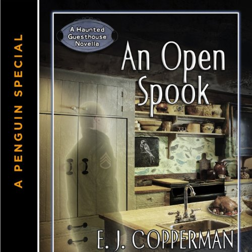 An Open Spook cover art