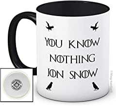 You Know Nothing Jon Snow - Game of Thrones - Taza de café ...
