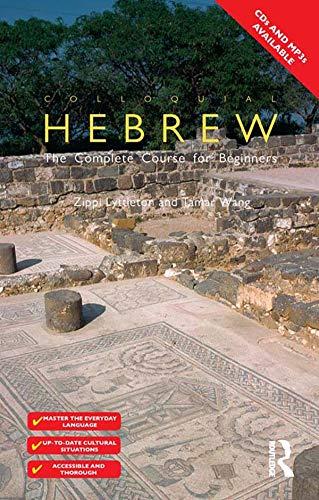 Colloquial Hebrew (Colloquial Series) (English Edition)