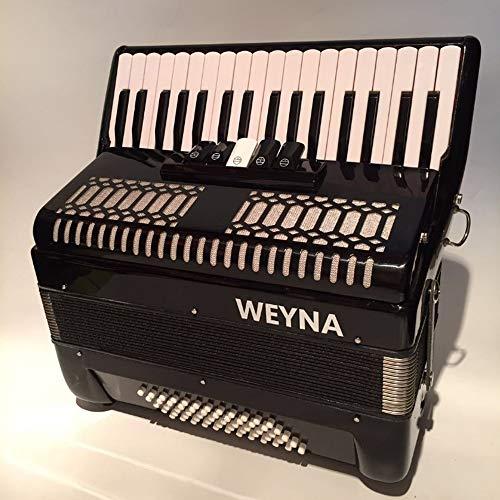 M-zutx 5 afinadores de 34 teclas 60 tecla de bajo for piano Acordeón for niños...