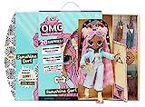 LOL Surprise OMG Muñeca de Moda Sunshine GURL - con 20 sorpresas, Ropa y Accesorios de Moda - Serie 4.5 - Coleccionable - Edad: 4+ años