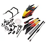 Science Purchase Rc Helicopter Accessories Bag Spare Parts for WLtoys V913 4CH 2.4GHz