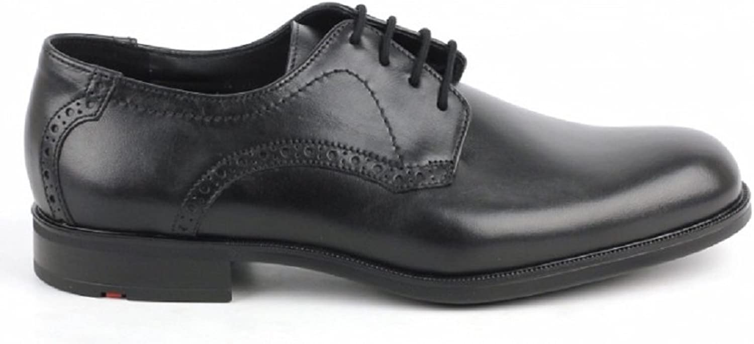 Men's Lloyd Kerin Classic Extra-Wide Calf Leather Lace-Up shoes