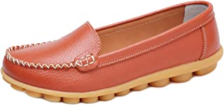 Melady Women Casual Penny Loafers Slip On Flats