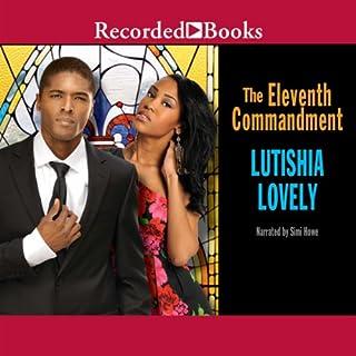 The Eleventh Commandment audiobook cover art