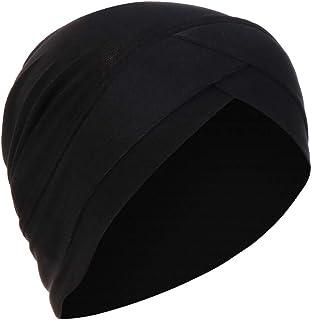 Women Solid Fashion Muslim Cap ❀ Ladies Summer Fashion Ruffle Cancer Chemo Beanie Turban Wrap Hat