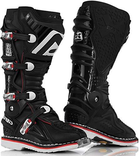 Acerbis 0017719.090.042 Boots X-Move 2.0 T.42, Black, 42