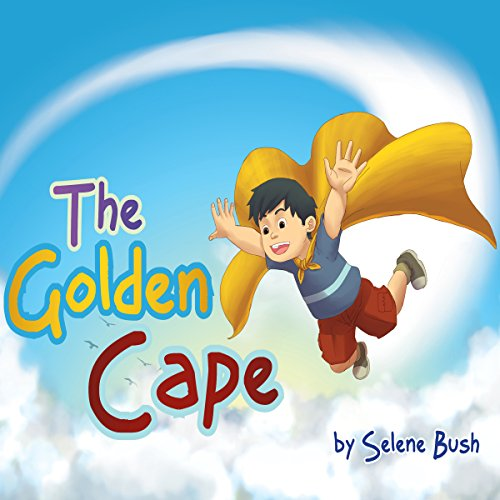 The Golden Cape audiobook cover art