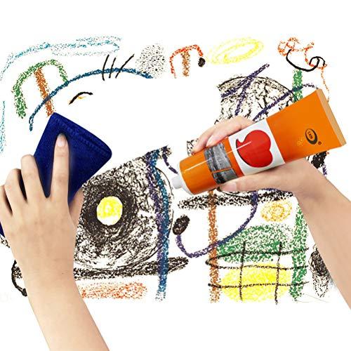 Wopohy Graffiti Entferner Remover Haushalts Wand Fleckentferner Für Wand-Graffiti-Reinigung
