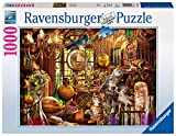 Bestselling puzzle brand worldwide - With over 1 billion puzzles sold, Ravensburger is the bestselling puzzle brand worldwide. What you get – 1000 piece Ravensburger jigsaw puzzles for adults are crafted with premium quality, in terms of both content...