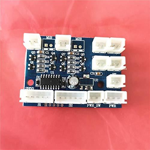 Auart Zyilei- Motor Gleichstrom DC 3V / 5V Uhren Wickler Control Leiterplatte Automatische Kettenwickler Single/Double Mainboard Wartung DC Motor Modul, Verschleißfest