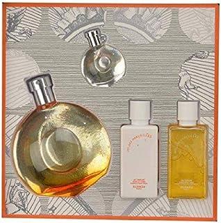 hermes eau des merveilles paris eau de toilette 100 ml 4 Pieces Gift Set