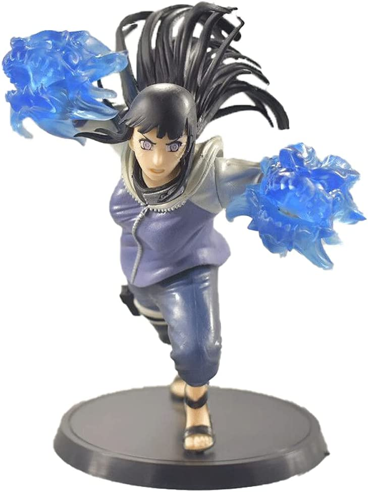 Milwaukee Mall Futurao Naruto Shippuden Hyuuga Max 55% OFF Hinata Figures Model Boxed Toys