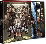 Ataque A Los Titanes Temporada 3 Episodios 38 A 49 [DVD]