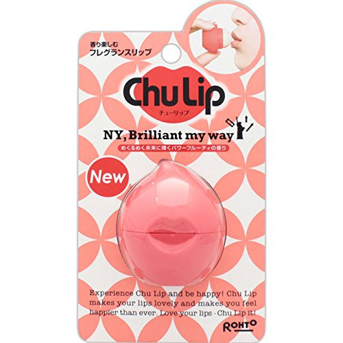 メンソレータム ChuLip (チューリップ) ニューヨークブリリアントマイウェイ 7g