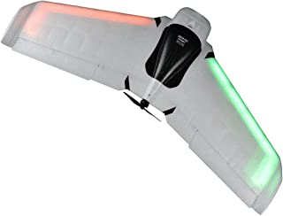 ZOHD Orbit Neon RC FPV Airplane PNP Night Flying Wing UAV Drone Wingspan 35.43 inches /900mm Made of Crash Resistant EPP with Built-in LEDs