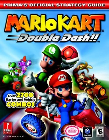 Mario Kart Double Dash: Prima's Official Strategy Guide