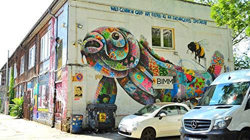 Alternative art of the Berlin Wall: a virtual tour of RAW