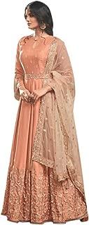 Designer Collection Embroidered Zari Hand work Indian Anarkali Salwar Suit Ethnic wear women gown Ceremony Muslim 761 3