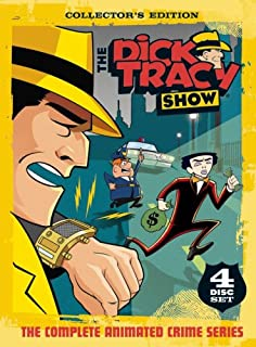 DICK TRACY- COMPLETE SET