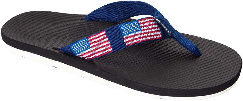 Scott Hawaii Men's Hokulea Flip-Flop Black