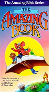 The Amazing Book [VHS]