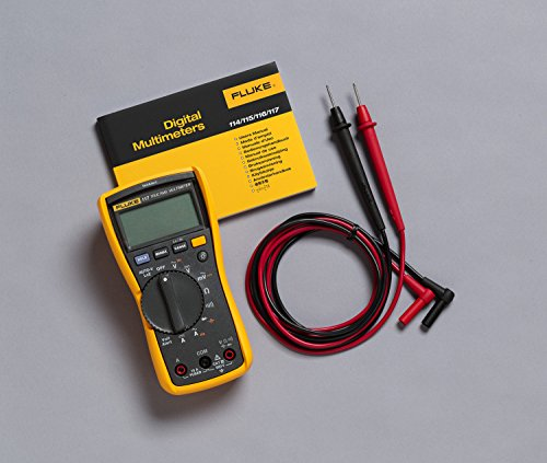 Fluke 117- Best Handheld Multimeter
