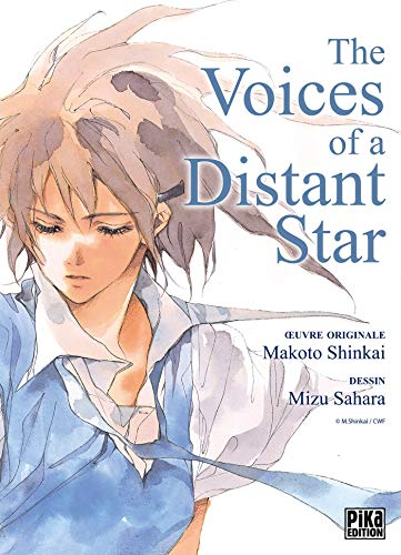 The Voices of a Distant Star Edition simple One-shot