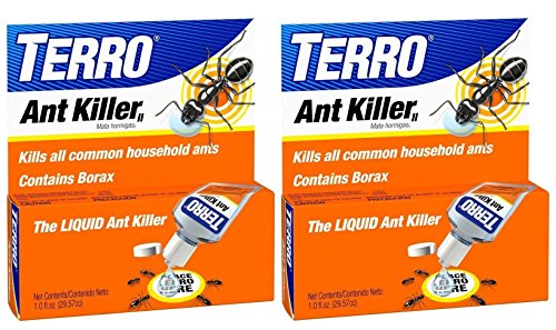 Terro Liquid Ant Killer II, 1 oz,  Pack of 2