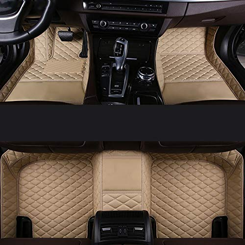 MDJFB Voor auto vloermat Voor Audi a5 sportback a3 a4 b8 avant q7 2007 a6 c5 a5 q5 q3 tt accessoires tapijt vloerkleden