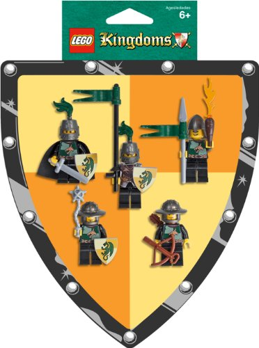 Knights Battle Pack / LEGO Kingdoms Dragons Battle