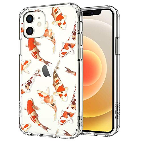 Koi Fish - Carcasa para iPhone 6 y 6S, diseño de peces