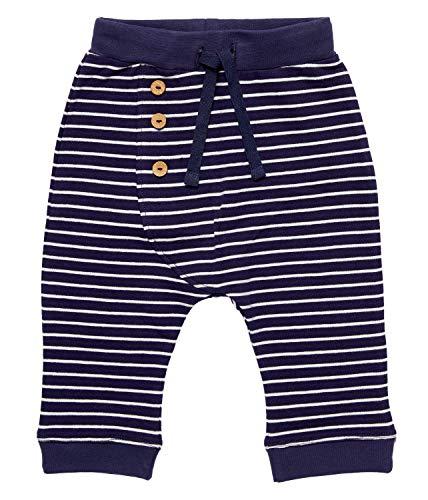 Sense Organic - Pantalon - Bébé (garçon) 0 à 24 Mois - Bleu - 50 cm/56 cm