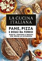 cofanetto cucina italiana. la cucina vegetariana-pane, pizza e dolci da forno (vol. 2)