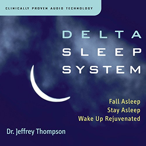 Delta Sleep System audiobook cover art