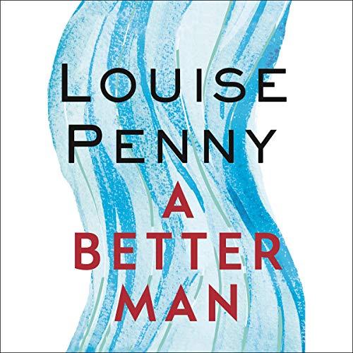 A Better Man audiobook cover art