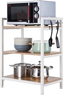 Étagère de rangement en acier inoxydable, étagère de rangement, étagère de cuisine, étagère de rangement, étagère de range...