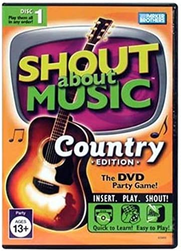 exclusivo Shout About Music Music Music Country Edition by Parker Brojohers by Parker Brojohers  tienda en linea