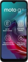 MOTOROLA G30 Pastel Sky 4GB RAM 64GB Storage