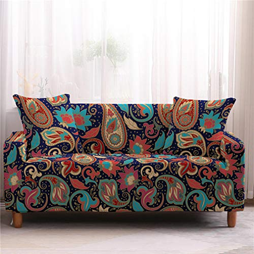 wjwzl Sofabezug für Chaiselongue, rutschfest, elastisch, Sesselbezug für Wohnzimmer, 18 N