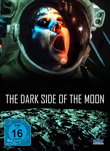 The Dark Side of the Moon - Mediabook - Limited Edition (+ DVD) [Blu-ray]