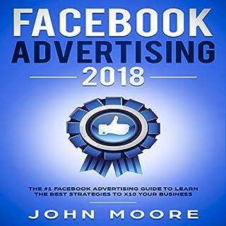 Facebook Advertising 2018 cover art